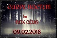 Carpe Noctem@Escalera Club