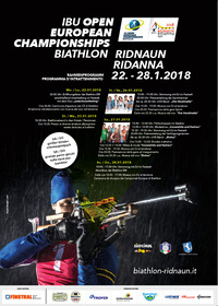 It´s time for Party bei der #BiathlonEM@Ridanun / Südtirol