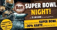 Rox Super Bowl Night!@Rox Bar&Grill