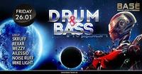 Drum & Bass Invasion #step3@BASE