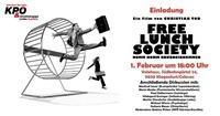 Free Lunch Society - Filmvorführung & Diskussion zum BGE@Volxhaus - Klagenfurt