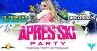 Apres Ski Party - Fasching trifft Hüttengaudi