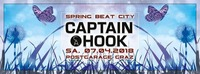Spring Beat City 2018 mit Captain Hook extended@Postgarage