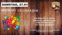 Birthday Celebration@Manglburg Alm