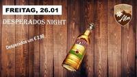 Desperados Night@Manglburg Alm