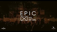 EPIC x Yes, we can - Sa, 27.1 - Zick Zack