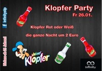Klopfer Party@Infinity Club Bar