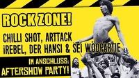 ROCK ZONE! Chilli Shot, Arttack, iRebel, Der Hansi&sei Wödpartie@Viper Room