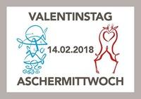 Valentinstag II Aschermittwoch@Aux Gazelles