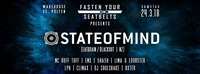 Fasten Your Seatbelts w/ State of Mind@Warehouse