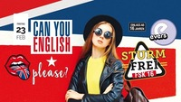 Sturmfrei - Can you english please - FSK 16@Evers