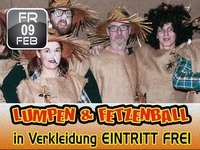 Lumpen & Fetzenball@Partymaus Wörgl