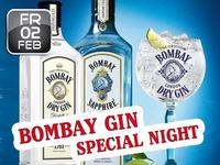Bombay Gin Special Night@Partymaus Wörgl