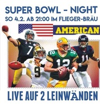 Super Bowl Night@Flieger-Bräu