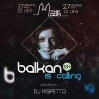 Balkan is Calling