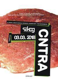 CNTRA mit Brian Sanhaji@Kulturwerk Sakog