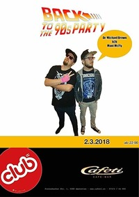 Back to the 90's Party - Episode III@Cafeti Club