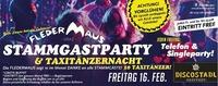 Stammgastparty@Fledermaus Graz