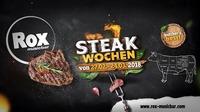 Steak-Wochen im Rox@Rox Musicbar Linz