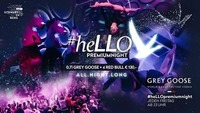 Club Schwarzenberg - every friday #heLLO