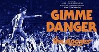 Rödakino: Gimme Danger + Rockmuseum Dj-Line@KV Röda