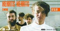 Hearts Hearts live | WUK Wien@WUK