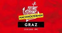 Feine Sahne Fischfilet Graz PPC / Nachholtermin
