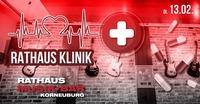 Rathaus Klinik - die Faschingsparty!@Rathaus Café-Bar