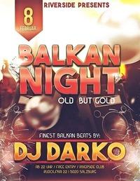 ## BALKAN-PARTY ##@Riverside