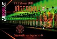Jägerball mit Jägermeister und Jagertee AKTION@Absoulut