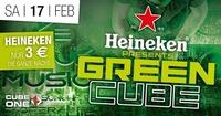 Cube One - Heineken GREEN CUBE@Cube One