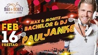 PAUL JANKE - Bachelor & DJ