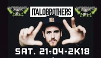 ITALOBROTHERS live ! !  CLUBNIGHT@Brooklyn
