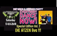 EVERYBODY DANCE NOW!         Special Edition Vol.2 - DIE ATZEN live!@Brooklyn