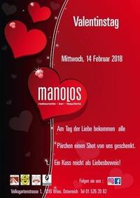 Día de San Valentin@Manolos
