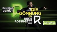 Die Gönnung mit Rene Rodrigezz