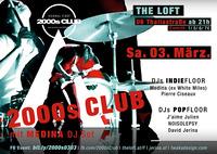 2000s Club mit Medina (Ex – White Miles) DJ-Set!@The Loft