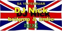 Britpop Night@Next Bar