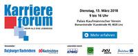 Karriereforum Linz, der Hotspot für Karriere und Bildung@Palais Kaufmännischer Verein