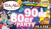 80er 90er Party@Party Alm Hartberg