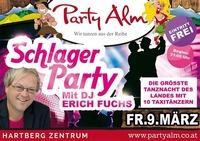 Schlager Party mit DJ Erich Fuchs