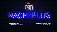 Falco - Nachtflug Party@U4
