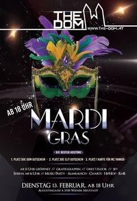 Mardi Gras - Faschingsdienstag