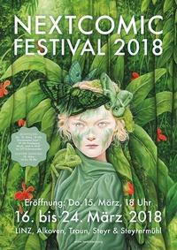 Eröffnung Nextcomic Festival 2018@KV Röda