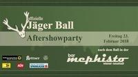 Offizielle Jägerball Aftershowparty