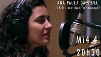 Ana Paula da Silva (Brasilien) live im Smaragd@Smaragd
