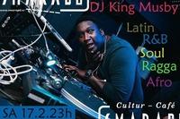 Finest Music mit Dj King Musby@Smaragd
