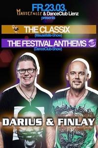 Darius & Finlay@Mausefalle Lienz