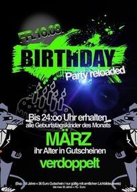 Happy Birthday@Mausefalle Lienz