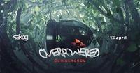 Overpowered Gamechange Slide+Loom & Highko LIVE!@Kulturwerk Sakog
